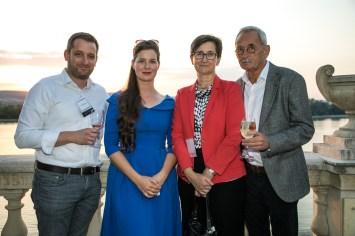 Bernat Torok, Anna Smith Lacey, Amb Klara Breuer, Christian Sauska