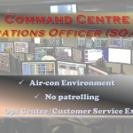 Job Vacancy - Command Centre Operations Officer
