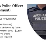 Auxiliary Police Officer (Enforcement)