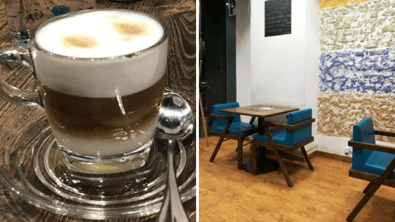 Cafe Soul Square: Coffee | Date| Places| Coffee | Ambience | Coffee date