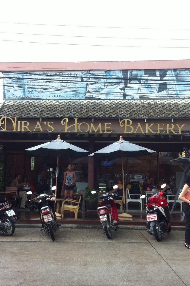 Nira's Home Bakery, Thailand