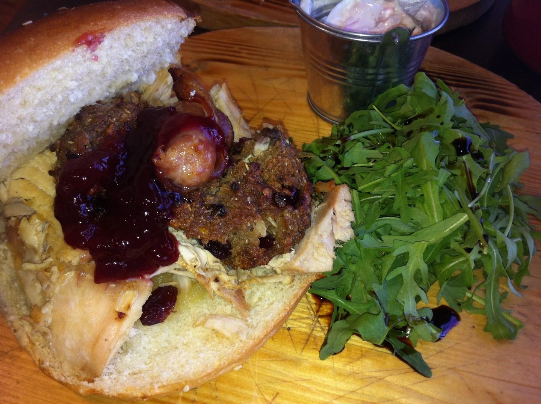 Xmas Sandwich