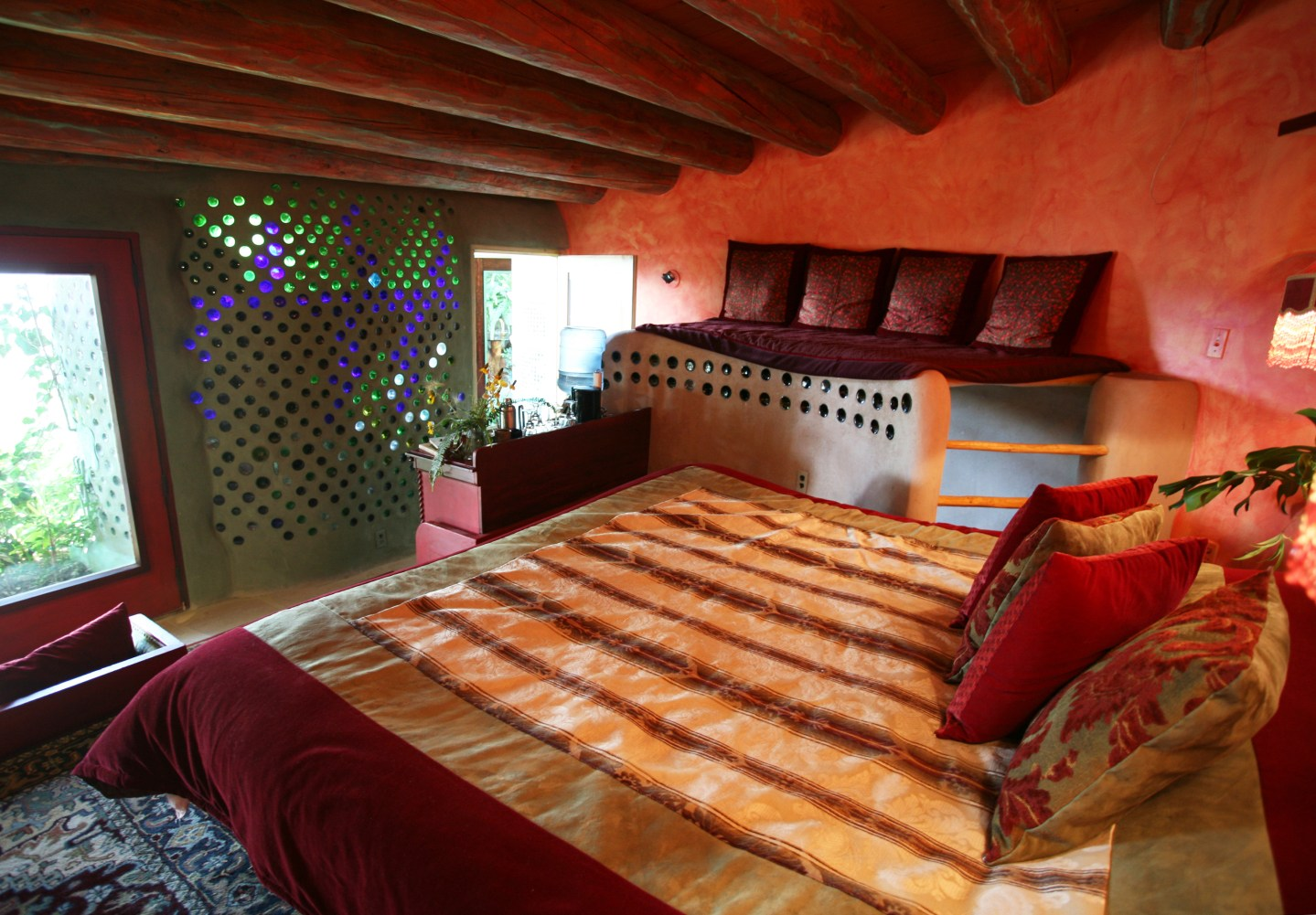 7.Earthship Rentals, Taos, New Mexico, USA