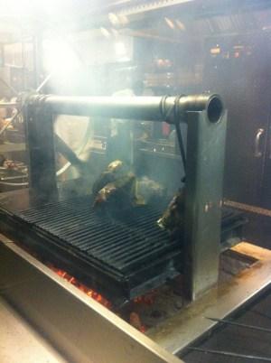Barbecoa, London