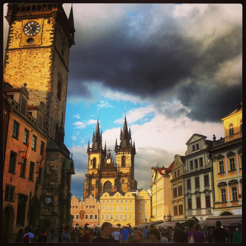 Prague fairytale