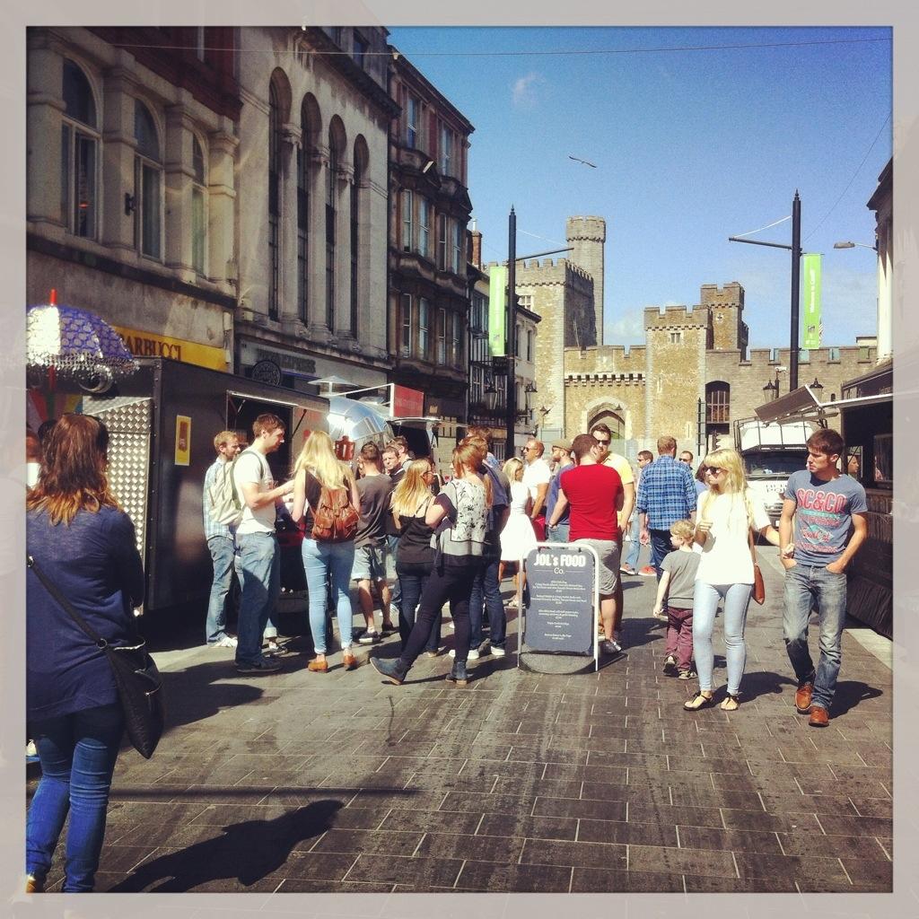 Cardiff Street Food
