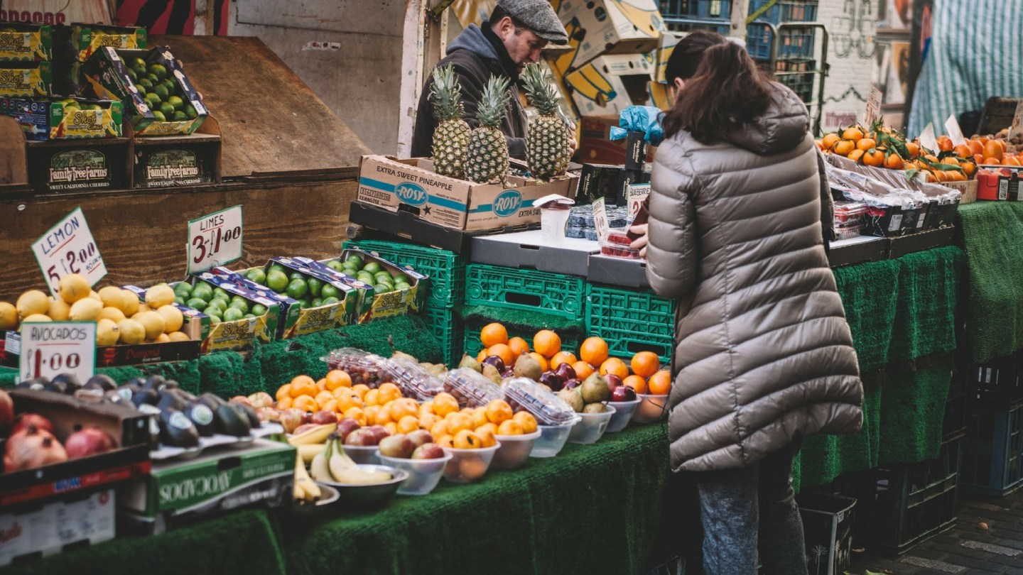 Ethical food market