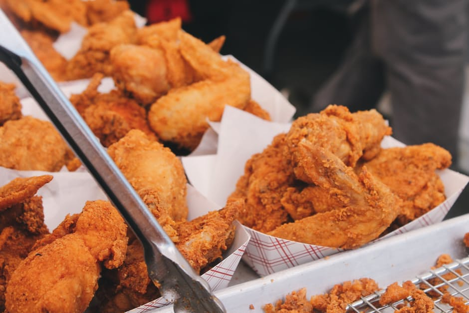 Four of London's Best Free Range Fried Chicken Shops