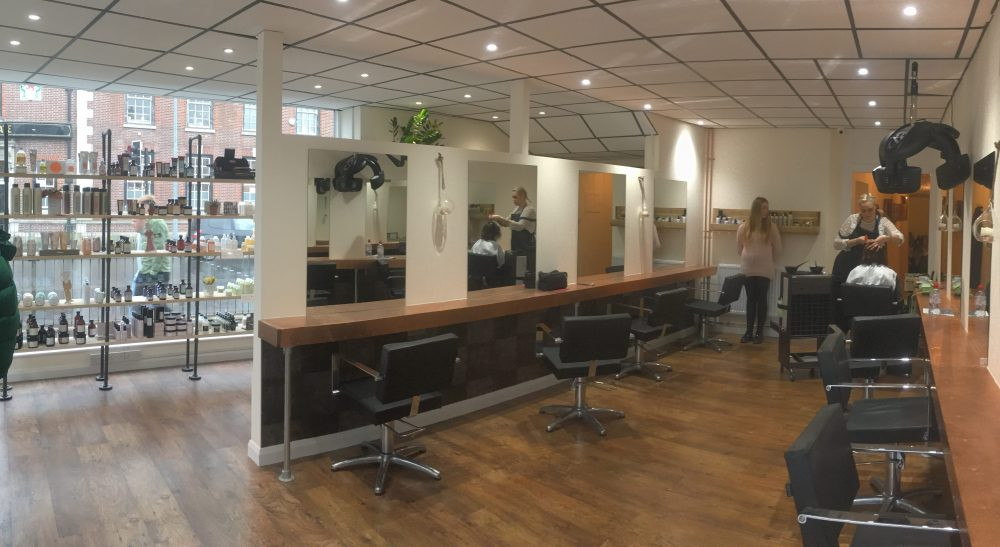 Review: Amaryllis Eco Friendly Hair Salon, Cardiff