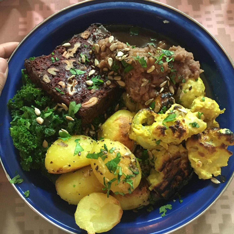 Milgi Cardiff roast dinner