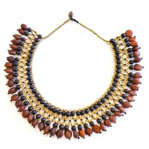 6. The statement necklace, £25