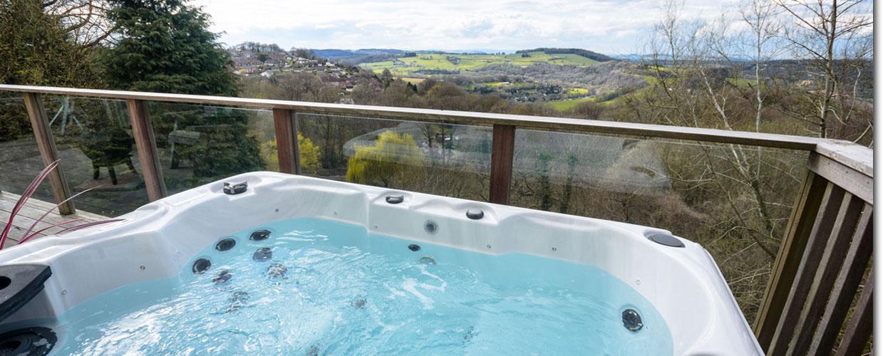 Wye Valley Hot Tub