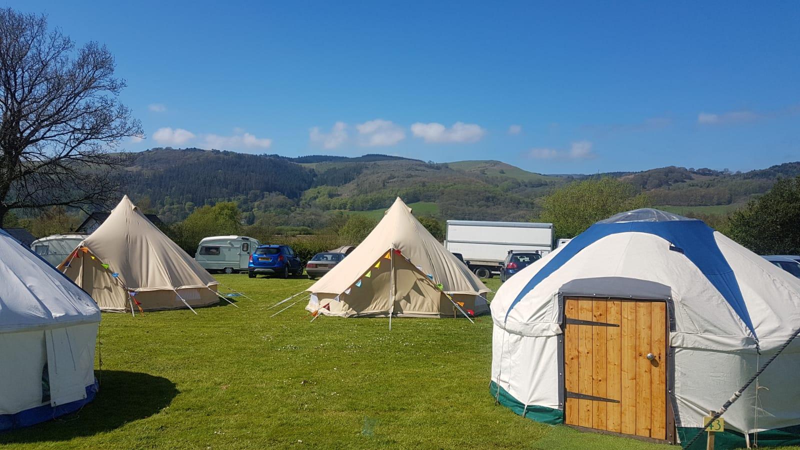 Fred's Yurts