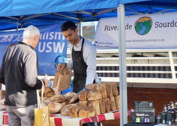 Riverside Market Traders