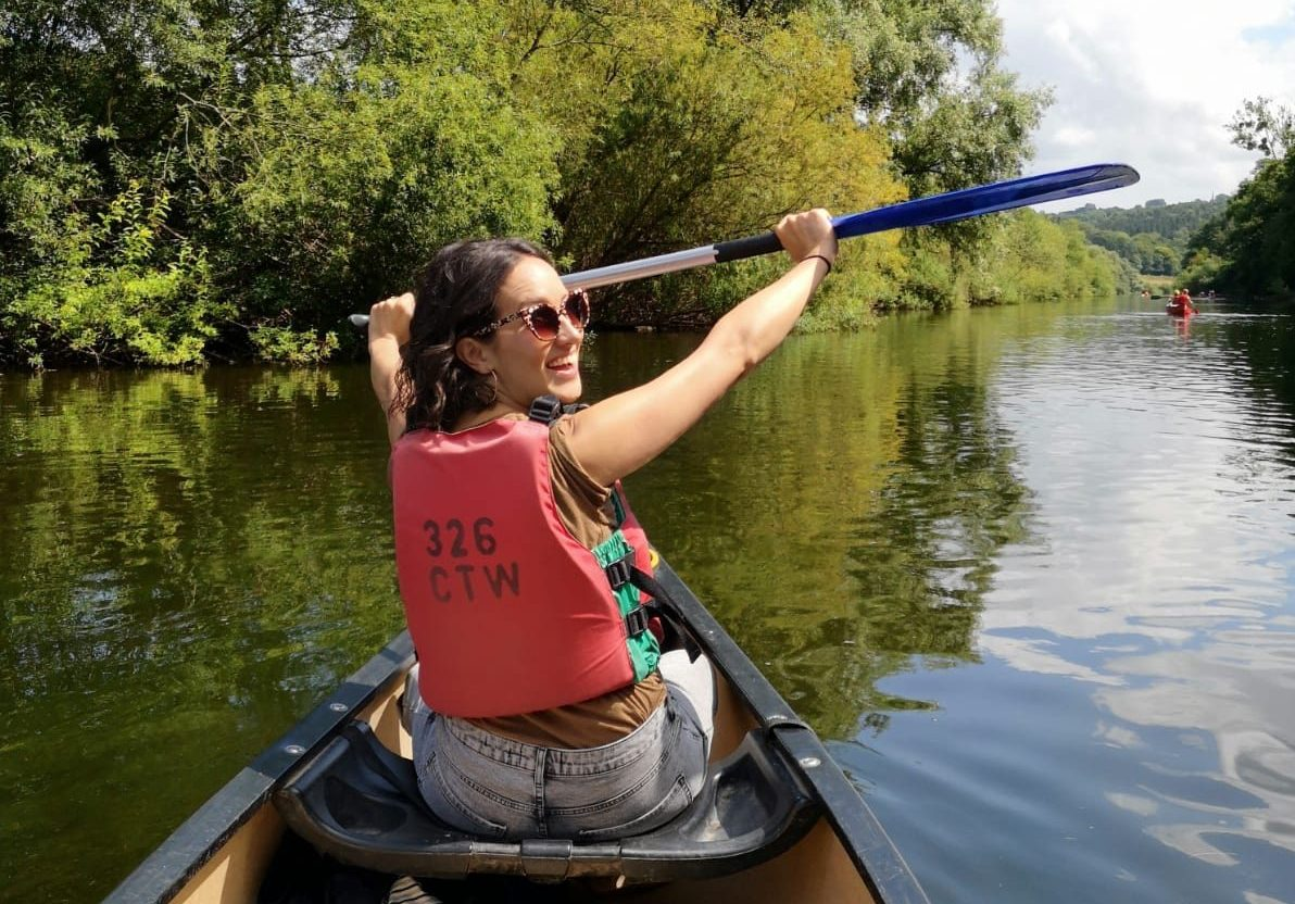 Review: An Afternoon on the River with Canoe the Wye