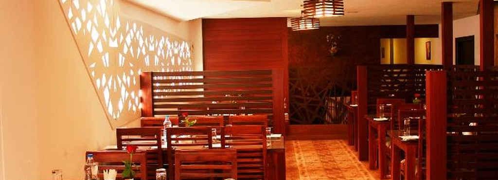 Malabar Kitchen Restaurant, St. Marks Road, Bangalore