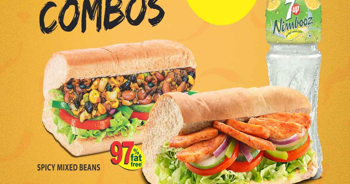 Subway India Launches Two Limited Edition Peri Peri Subs