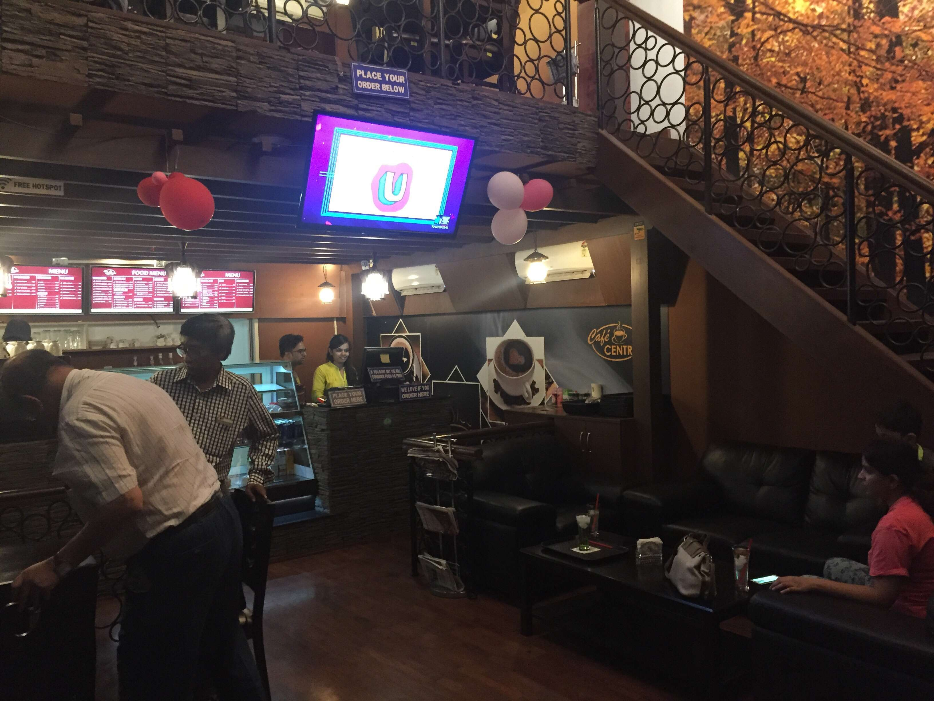 Cafe Centralis Restaurant, Bangalore