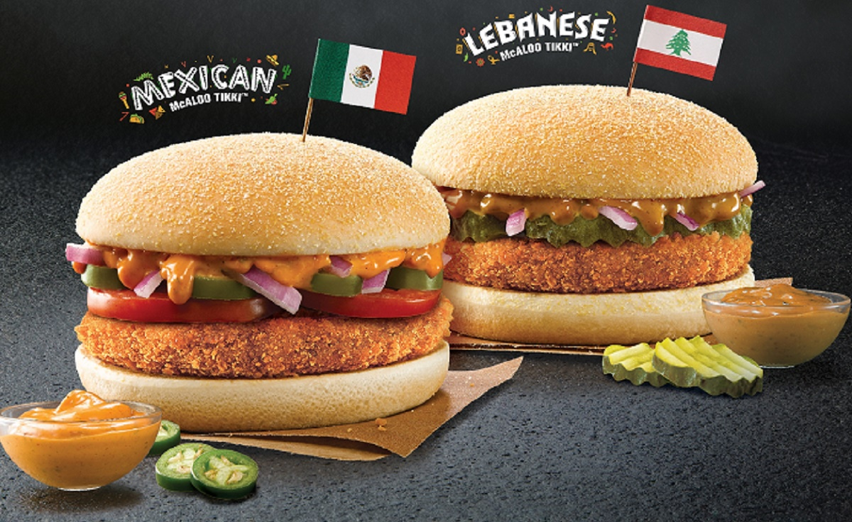 mcdonald in india Mcdonald's corp has a problem in india and its rivals are loving it even as the world's largest restaurant chain tries to woo indian stomachs with such menu items as the mcaloo tikki (a potato and pea patty on a bun), a legal dispute with a key franchisee partner has hampered its expansion shares of.