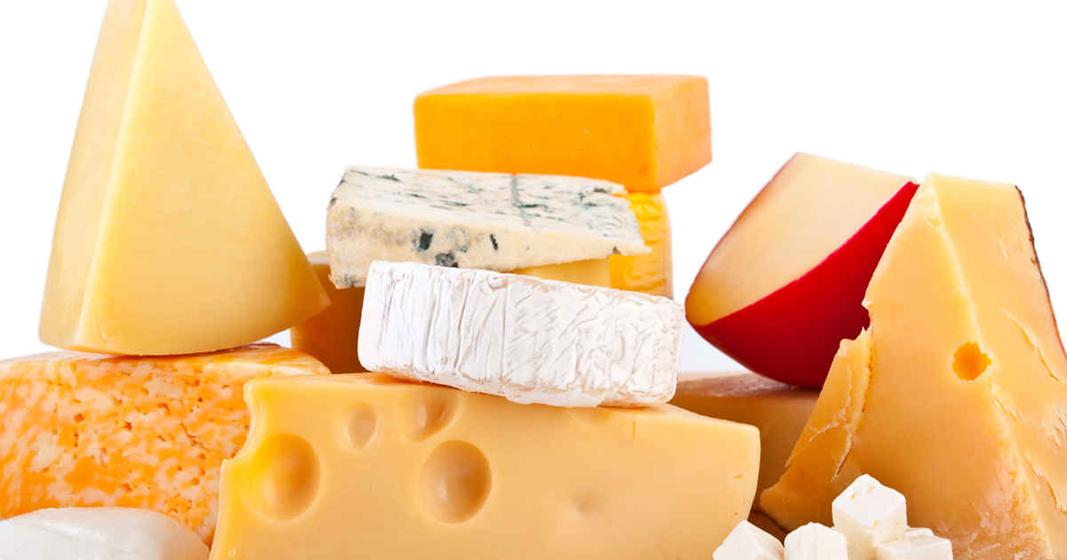 Which Cheese Makes Your Food Better? #POLL