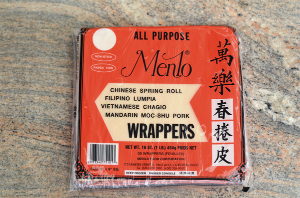 menlo wrappers