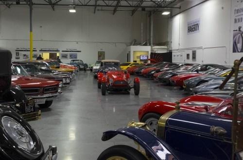 fancy cars...