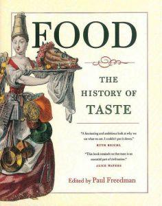 history of taste