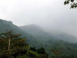 Мистичните, мъгливи хълмове около Ми Сон