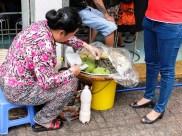Улична готвачка