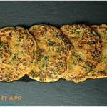 Vegetable Oats Pancake