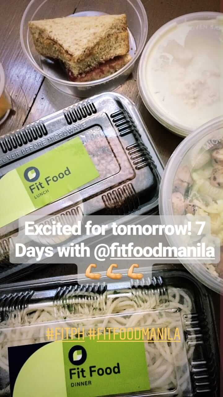 7 Days with Fit Food Manila - Hungry Travel Duo