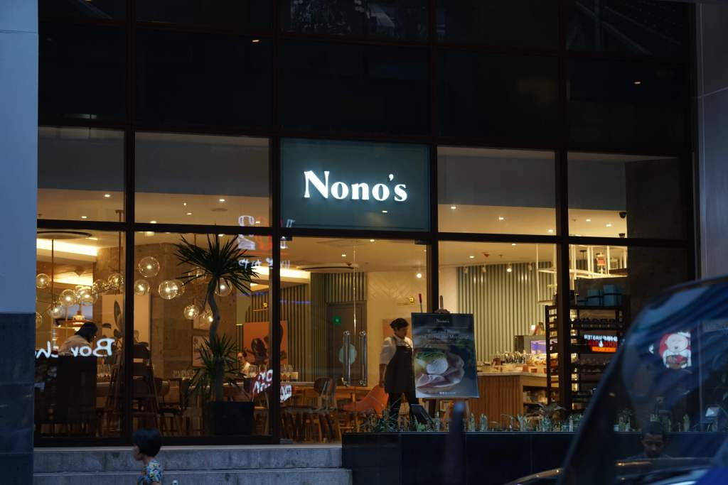Nonos Three Central Makati