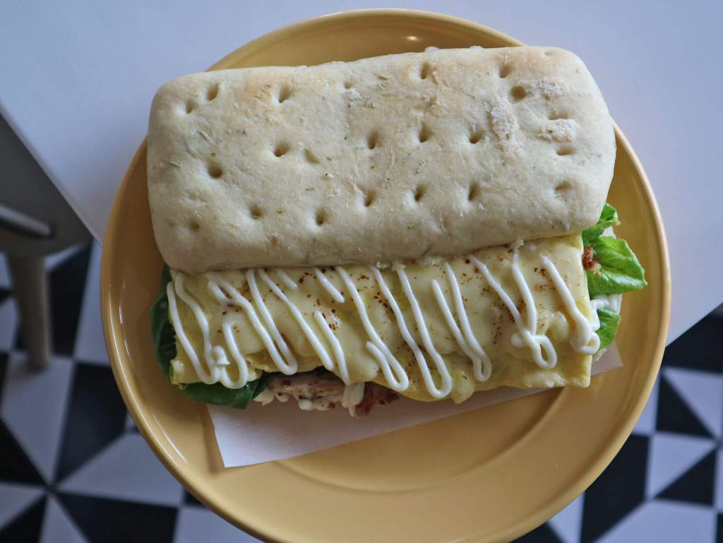 Manna & Golde Fully Loaded Sandwich