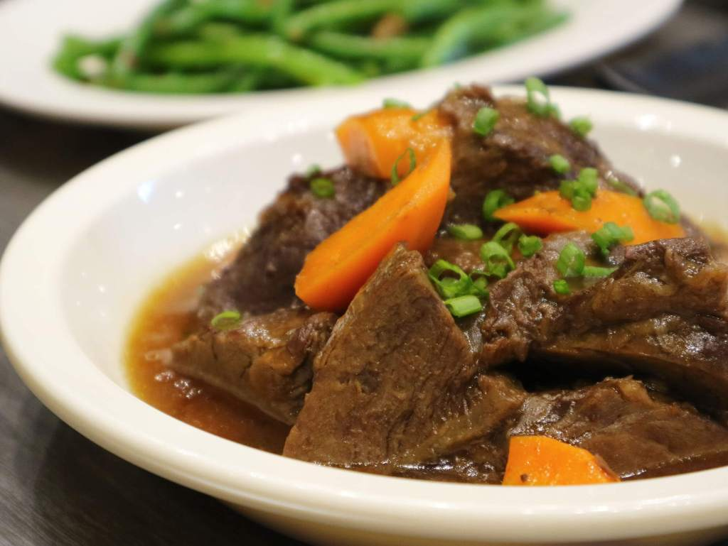 Twa Pak To Braised Beef Stew