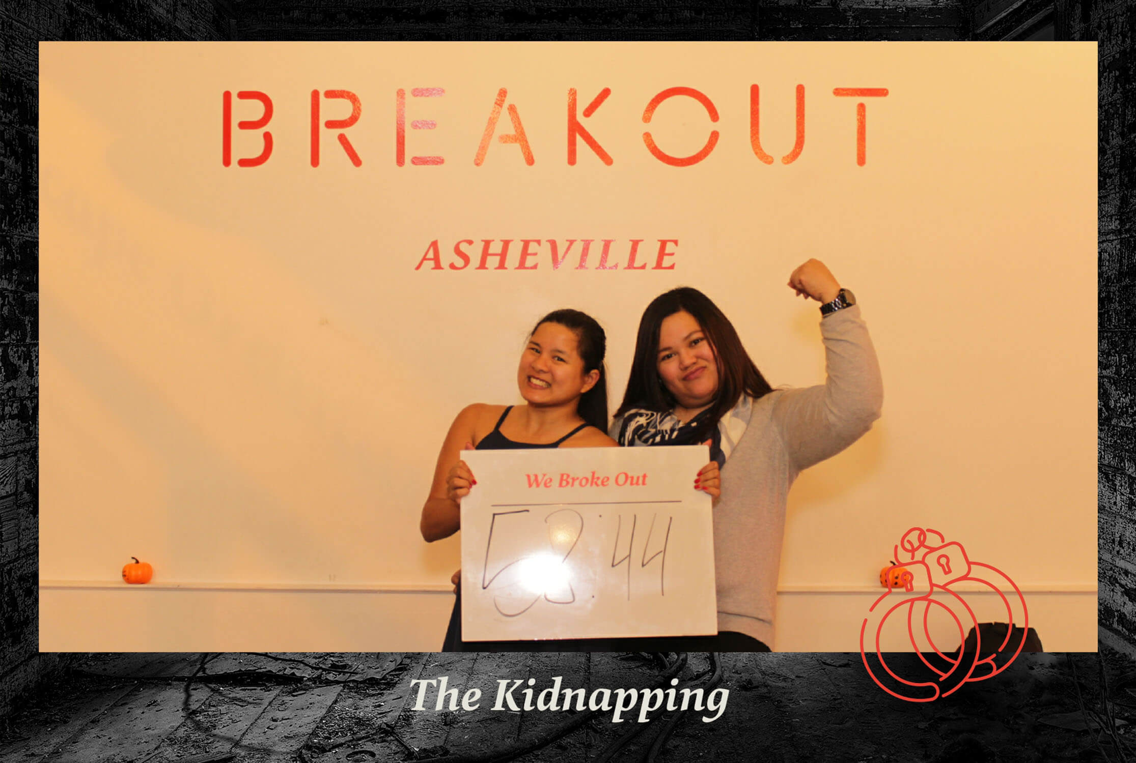 Breakout Asheville: An Asheville Escape Room Experience - Hungry
