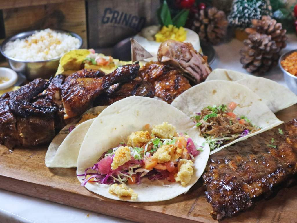 Gringo's Hola-Day Boards - Soft Tacos