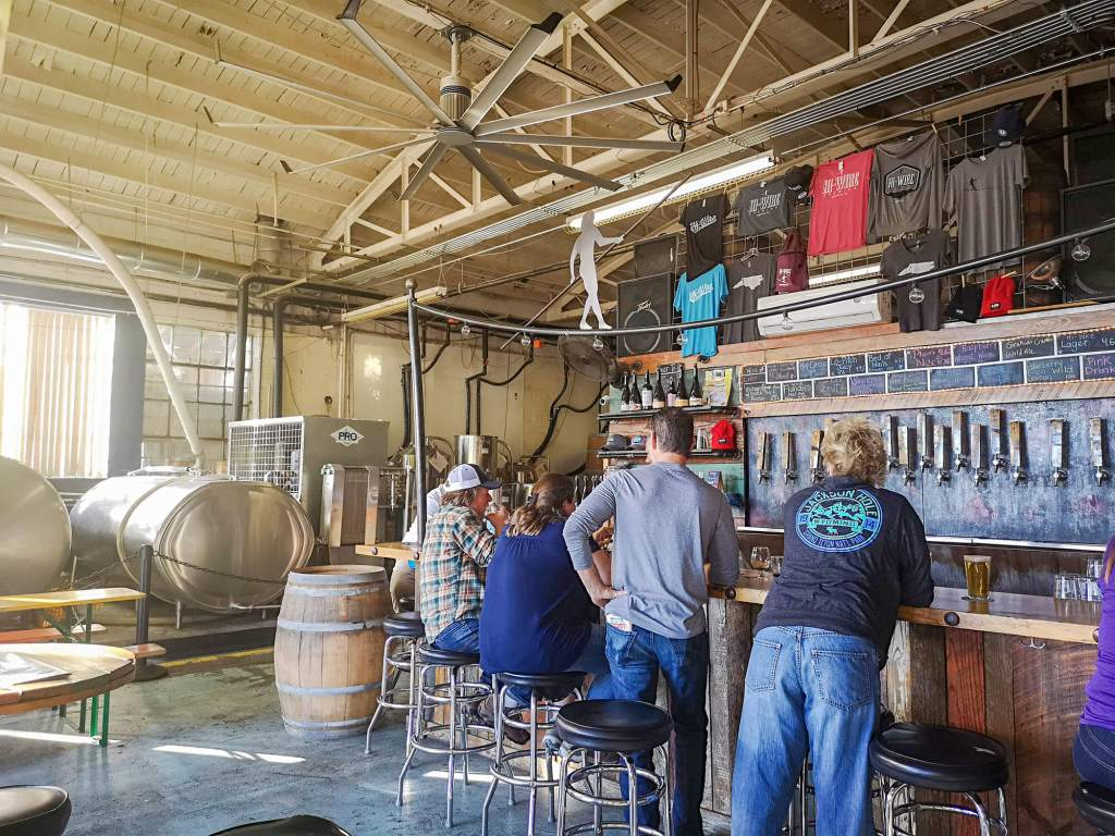 Brewed Asheville Brewery Tour