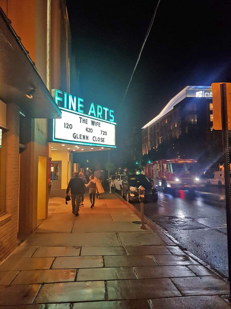 Haunted Asheville Ghost Tour Fine Arts Theater