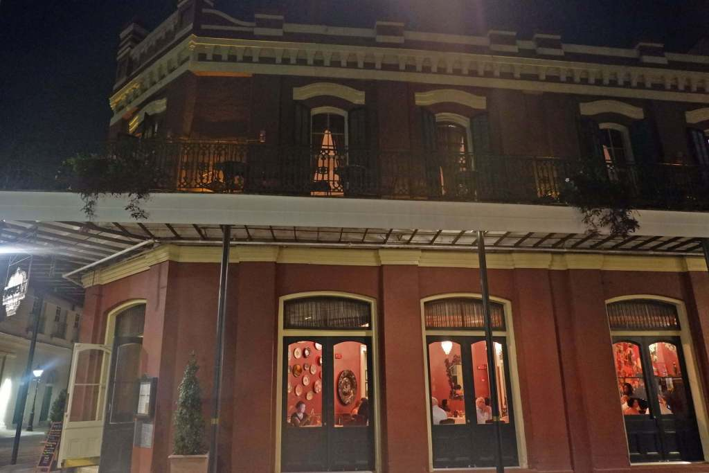 Destination Kitchen Ghost Tours New Orleans Muriel's Restauran