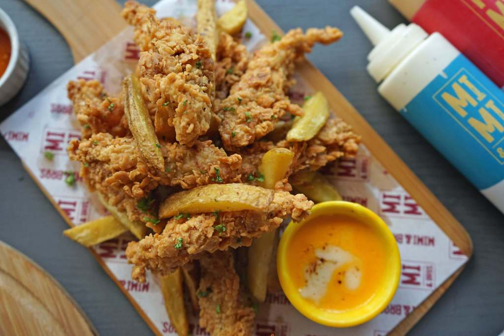 Mimi & Bros Fried Chicken Fingers