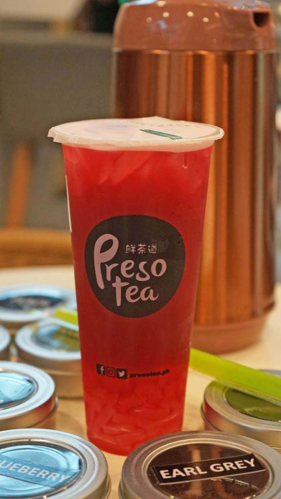Presotea Philippines Now Open in Robinson's Magnolia