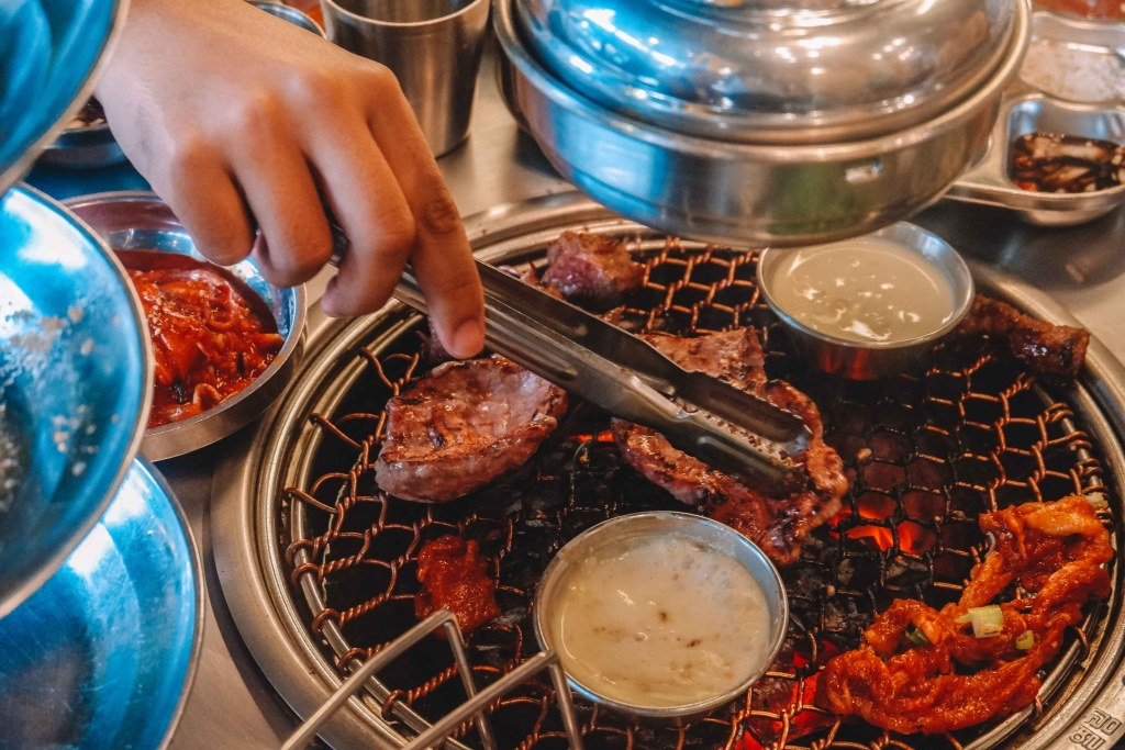 Fantastic Chef Unlimited Korean BBQ in Malate