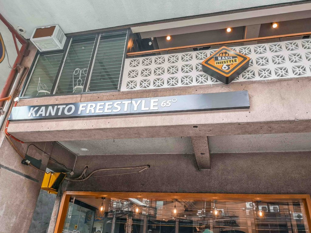 Kanto Freestyle 65 degrees