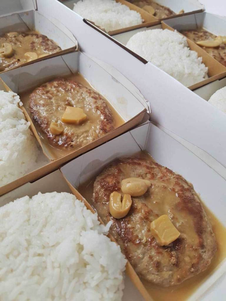Jollibee Burger Steak Still 50 pesos