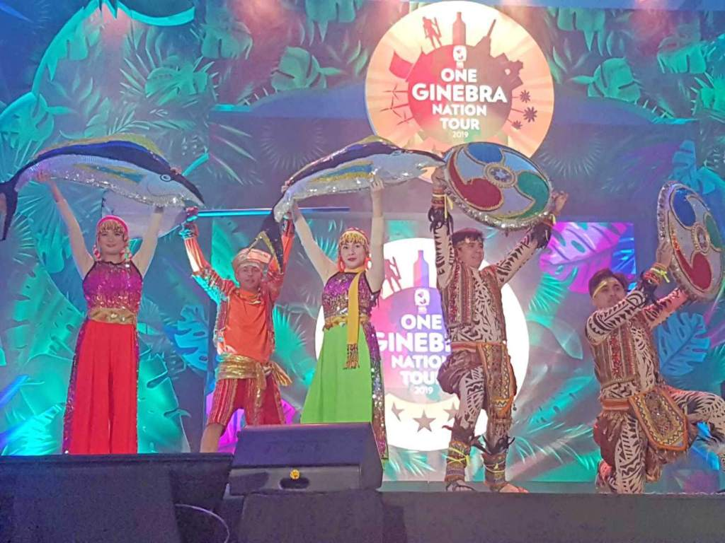 One Ginebra Nation Celebrates World Gin Day PH 2019