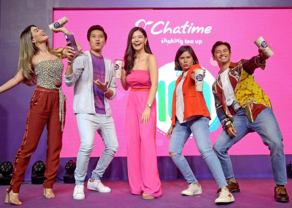 Chatime Shaking Up at 100