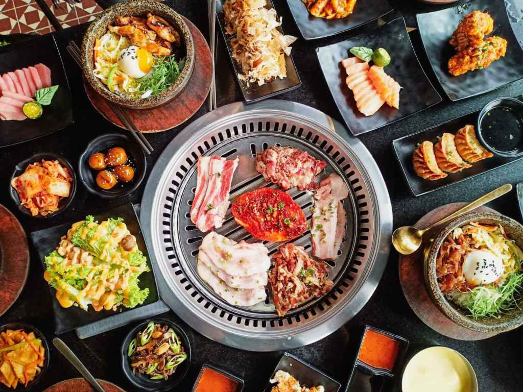 Geonbae Korean BBQ Restaurant -