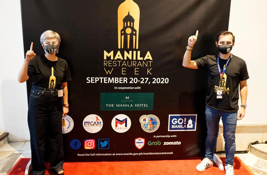 Manila Restaurant Week 2020 : The Manila Hotel