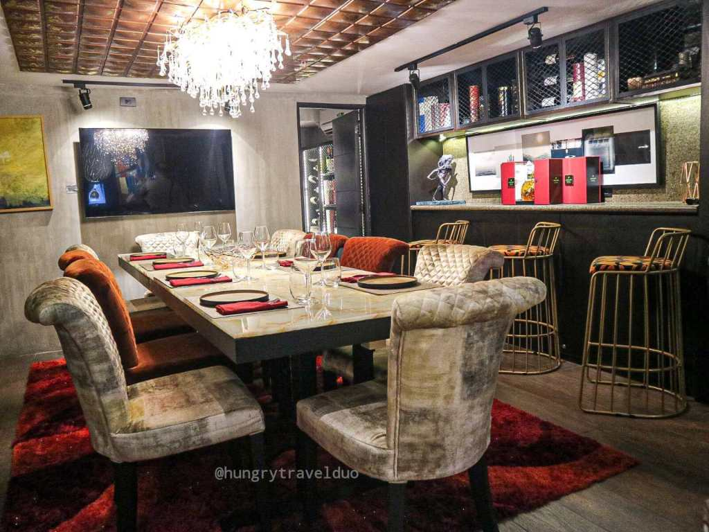 Rafael's Tapas Bar and Restaurant - Resorts World Manila- Petronila Room