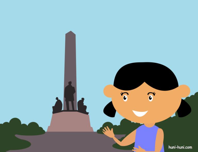 Rizal Park Luneta Park Manila Huni Huni
